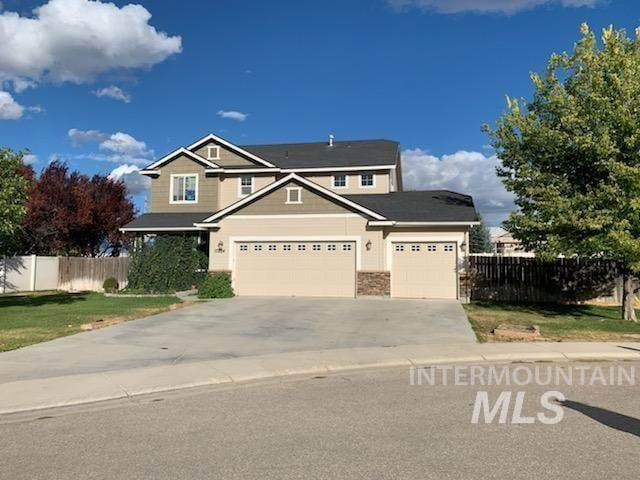 17224 Judith Ave, Nampa, ID 83687 (MLS #98819625) :: Epic Realty