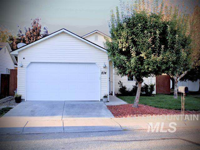 834 E Ronel, Nampa, ID 83686 (MLS #98819909) :: Boise Home Pros