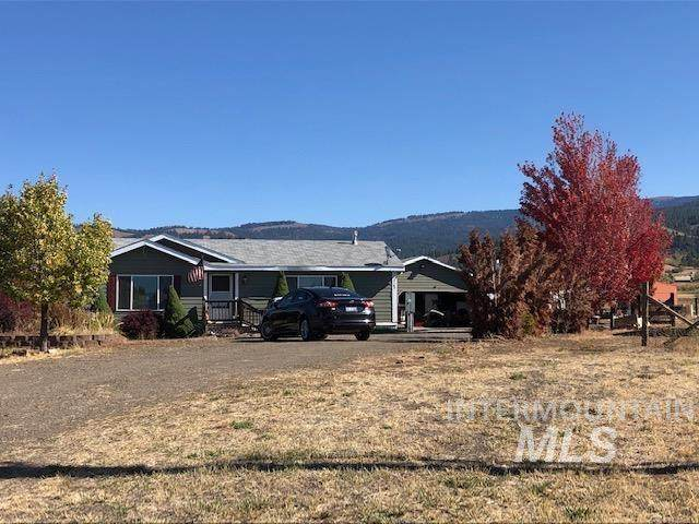 2162 Hwy 95, Council, ID 83612 (MLS #98821351) :: Minegar Gamble Premier Real Estate Services