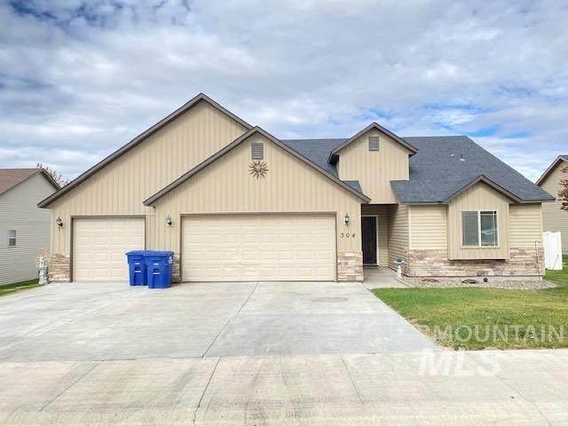 304 Teton Drive, Jerome, ID 83338 (MLS #98822146) :: Idaho Life Real Estate
