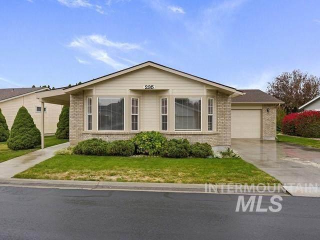 1100 Burnett Dr. #235, Nampa, ID 83651 (MLS #98822412) :: Jon Gosche Real Estate, LLC