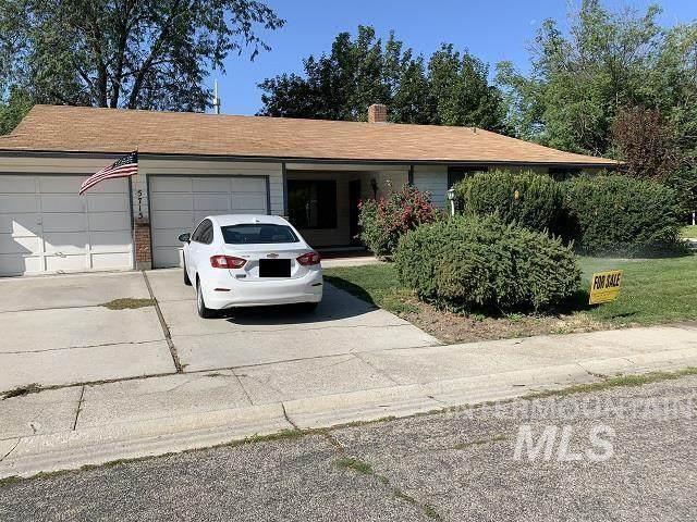 5715 W Winfield, Boise, ID 83703 (MLS #98822652) :: Jon Gosche Real Estate, LLC