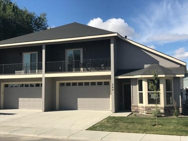 549 N Escalade Place, Nampa, ID 83651 (MLS #98673553) :: The Broker Ben Group at Realty Idaho