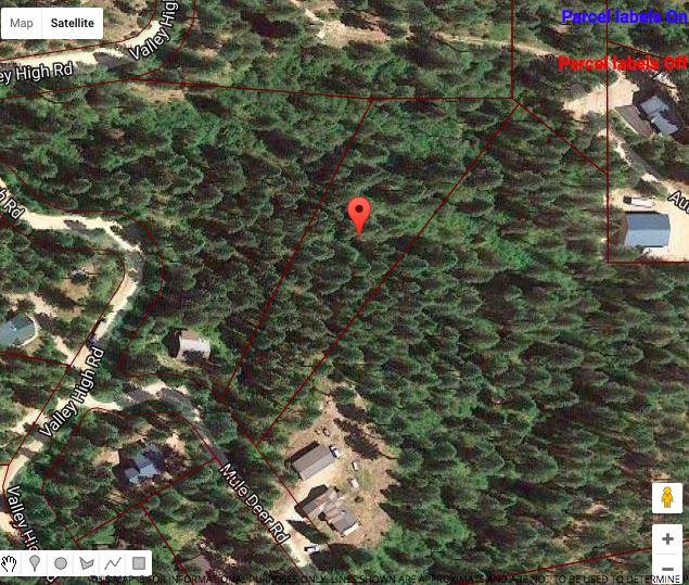 Lot 12 Mule Deer, Garden Valley, ID 83622 (MLS #98679667) :: Juniper Realty Group
