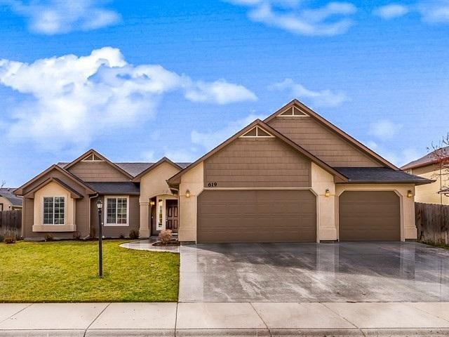 619 W Crescent St., Meridian, ID 83646 (MLS #98685732) :: Zuber Group