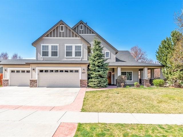 5877 N Teekem Falls Way, Meridian, ID 83646 (MLS #98687847) :: Jon Gosche Real Estate, LLC