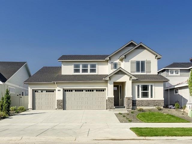 765 E Crest Ridge Dr., Meridian, ID 83642 (MLS #98688495) :: Build Idaho