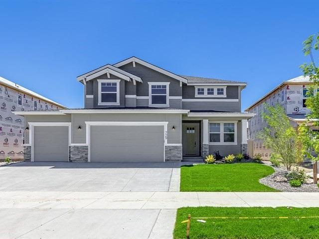 729 E Crest Ridge Dr., Meridian, ID 83642 (MLS #98693125) :: Build Idaho