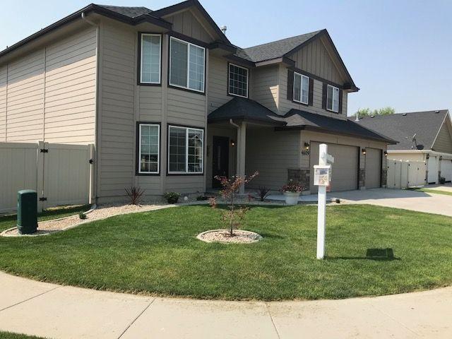 4609 E Vineyard Way, Nampa, ID 83686 (MLS #98694832) :: Boise River Realty