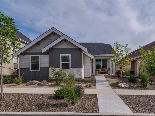 5903 W Beaufort St., Boise, ID 83714 (MLS #98695417) :: Zuber Group