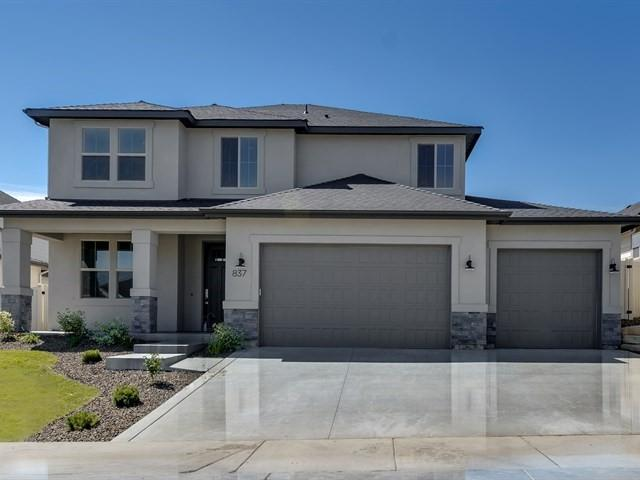 837 E Crest Ridge Dr., Meridian, ID 83642 (MLS #98702764) :: Zuber Group