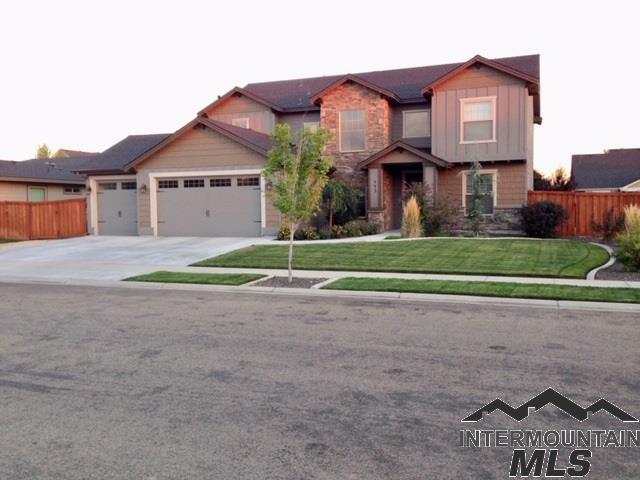 543 E Pasacana St, Meridian, ID 83646 (MLS #98717456) :: Juniper Realty Group