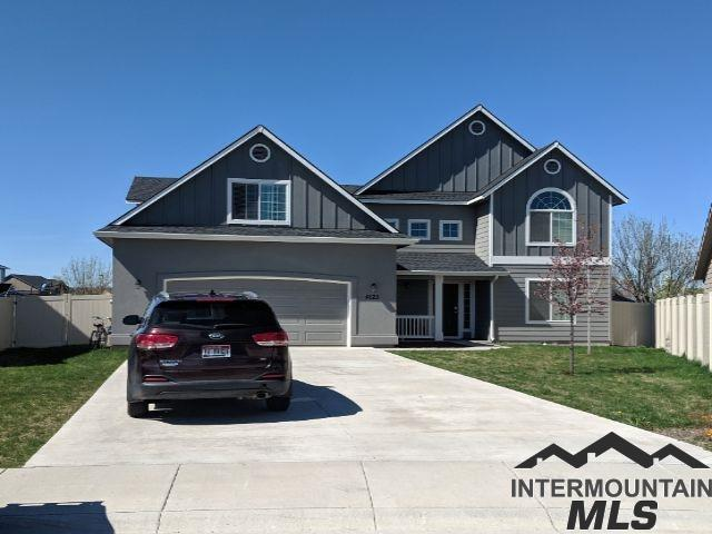 4625 N Juntura Ave, Meridian, ID 83646 (MLS #98725784) :: Bafundi Real Estate