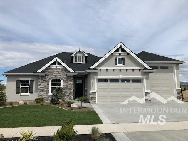 7390 W Corinthia St, Eagle, ID 83616 (MLS #98726263) :: Givens Group Real Estate