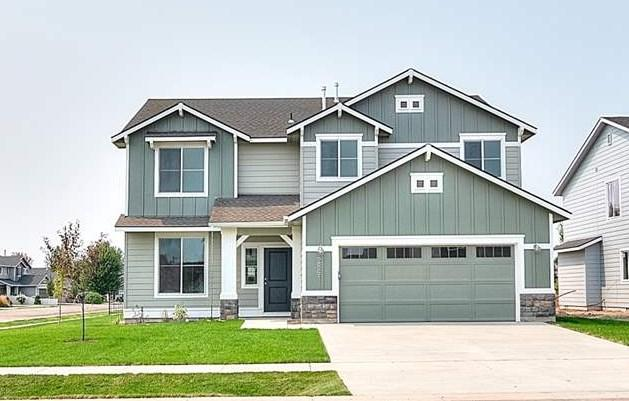 4160 S Leaning Tower, Meridian, ID 83642 (MLS #98728683) :: Legacy Real Estate Co.
