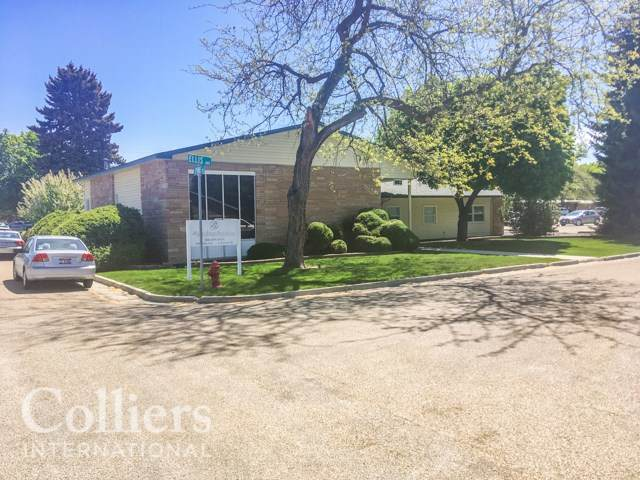 1803 Ellis Ave, Caldwell, ID 83605 (MLS #98730557) :: New View Team