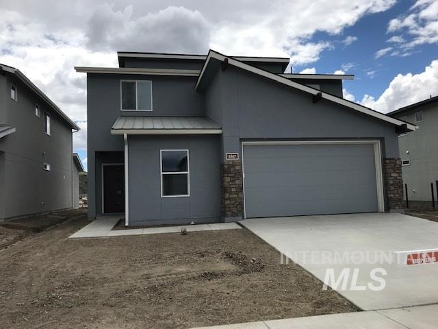 5657 W Song Sparrow St #580, Boise, ID 83714 (MLS #98732766) :: Boise River Realty