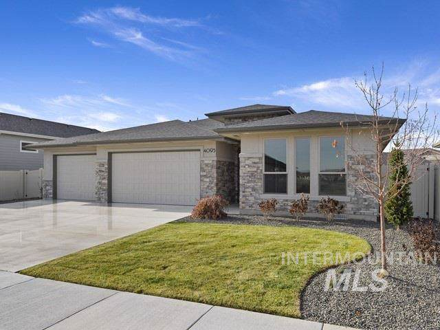 4095 Cool River, Meridian, ID 83646 (MLS #98742608) :: Team One Group Real Estate