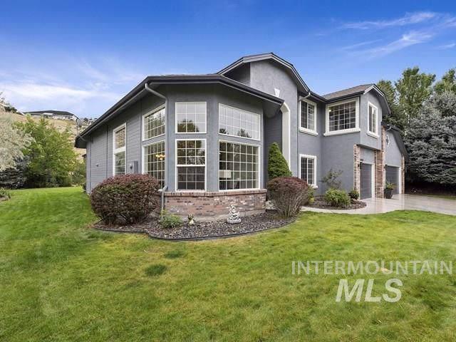 4162 W Quail Ridge, Boise, ID 83703 (MLS #98745500) :: Full Sail Real Estate