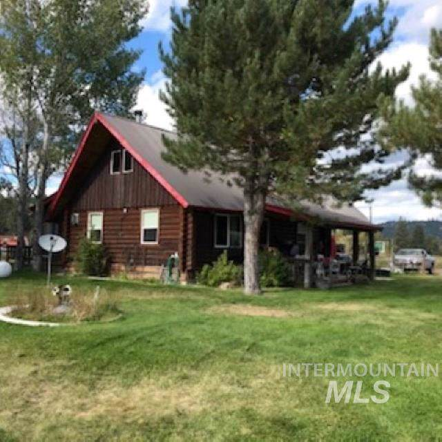20 Glennon Ranch Ln., Garden Valley, ID 83622 (MLS #98745517) :: Adam Alexander