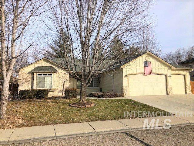 10314 N Blacktail Ave, Boise, ID 83714 (MLS #98756295) :: Adam Alexander