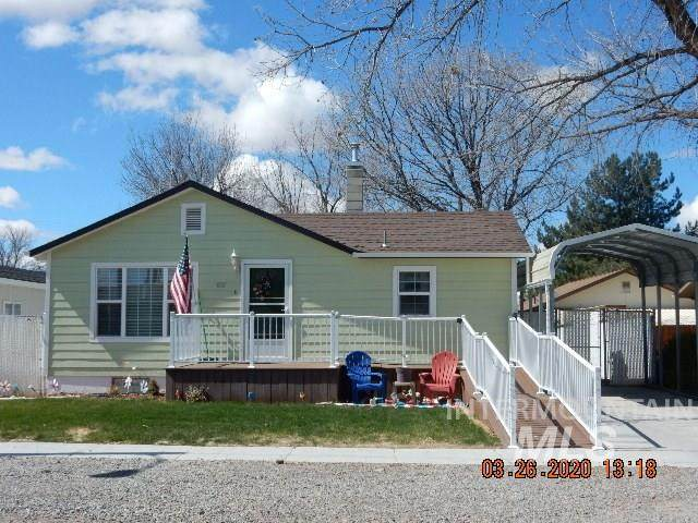 602 Union Ave, Filer, ID 83328 (MLS #98760526) :: Team One Group Real Estate