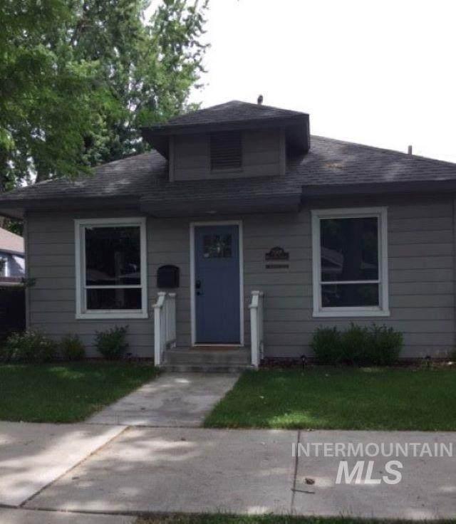 2008 N. 9th Street, Boise, ID 83702 (MLS #98762265) :: Boise Home Pros