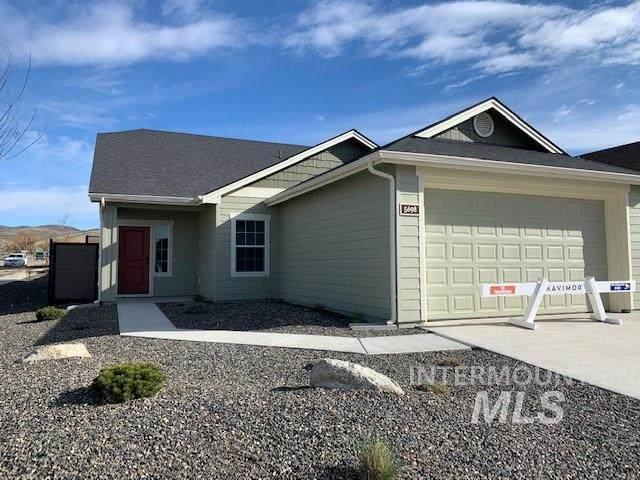 5697 W Old Ranch St #607, Boise, ID 83714 (MLS #98762370) :: Boise River Realty