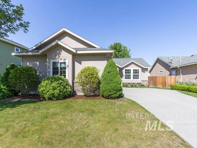 5993 S Teak Way, Boise, ID 83716 (MLS #98766375) :: Navigate Real Estate