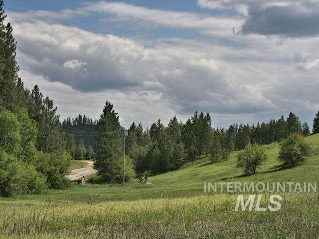 Lot 1 Middlefork Road, Garden Valley, ID 83622 (MLS #98766976) :: New View Team