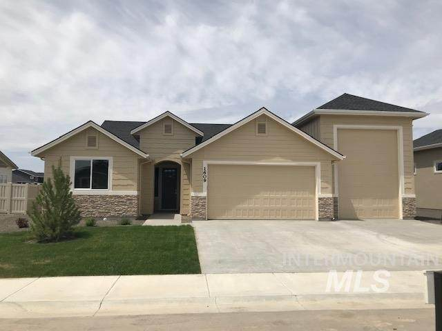 1609 Shoal Point Ave, Middleton, ID 83644 (MLS #98769108) :: Boise Home Pros