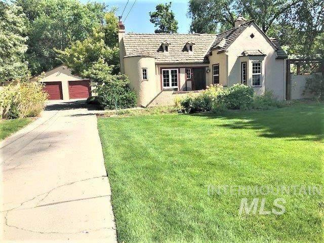 1112 S. Owyhee, Boise, ID 83705 (MLS #98772583) :: New View Team