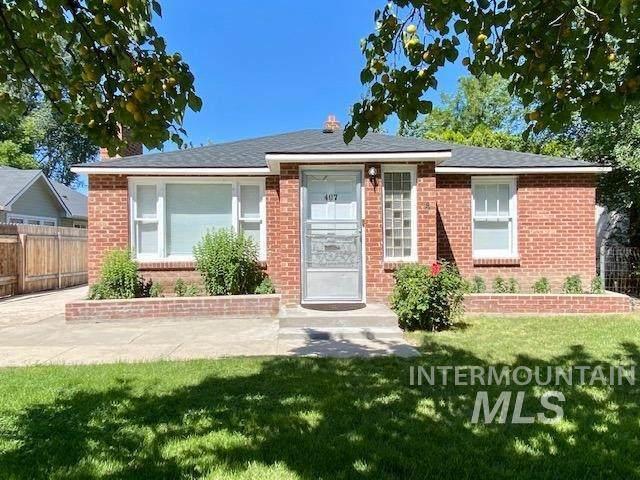 407 S Maple St., Nampa, ID 83686 (MLS #98773065) :: Haith Real Estate Team