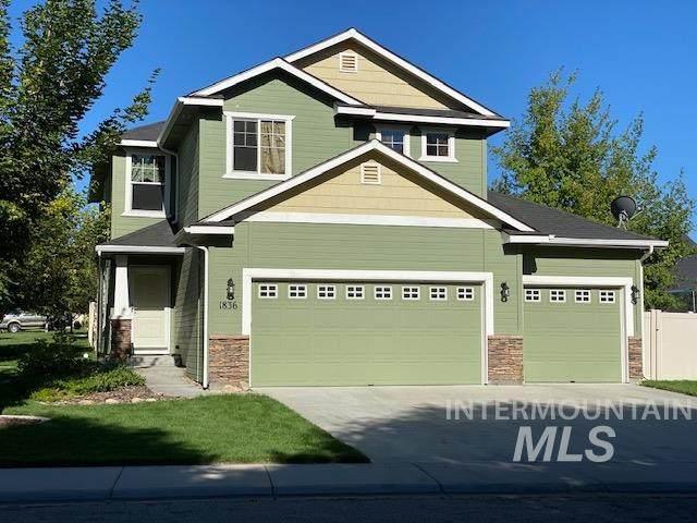 1836 N Thistle Dr, Kuna, ID 83634 (MLS #98773231) :: Hessing Group Real Estate