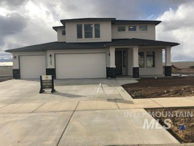 7563 S Wagons West Ave, Boise, ID 83716 (MLS #98791048) :: Jon Gosche Real Estate, LLC