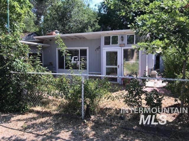 1702 Shoshone St, Boise, ID 83705 (MLS #98794535) :: The Bean Team