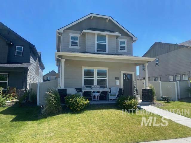 6585 E Bend Ridge Street, Boise, ID 83716 (MLS #98804903) :: Michael Ryan Real Estate