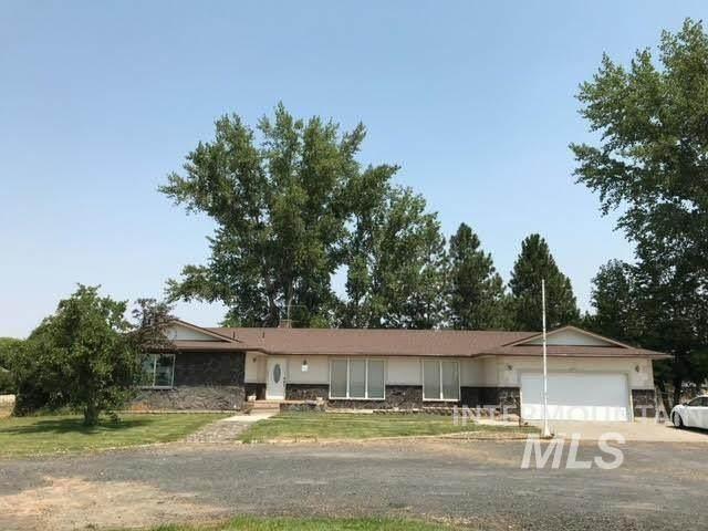 164 E 200 S, Jerome, ID 83338 (MLS #98812124) :: Boise River Realty