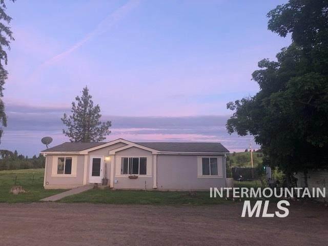 2481 Highway 3, Kendrick, ID 83537 (MLS #98813209) :: Full Sail Real Estate