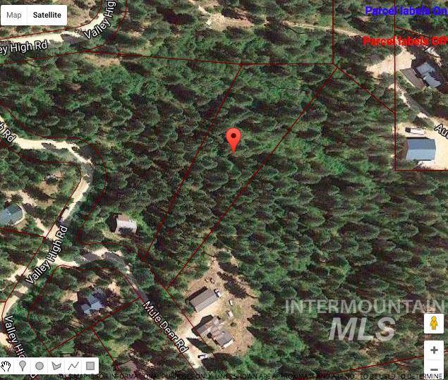 Lot 12 Mule Deer, Garden Valley, ID 83622 (MLS #98679667) :: Jon Gosche Real Estate, LLC