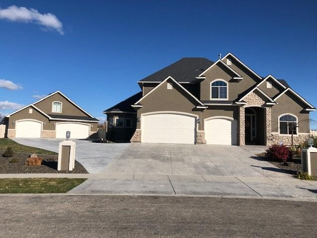 7206 S Angel Way, Meridian, ID 83642 (MLS #98710535) :: Juniper Realty Group