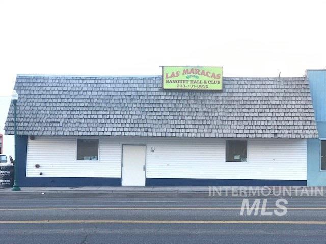 250 W Main, Jerome, ID 83338 (MLS #98720243) :: New View Team