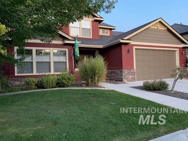 3984 N Legacy Wood Ave, Meridian, ID 83646 (MLS #98740434) :: Full Sail Real Estate