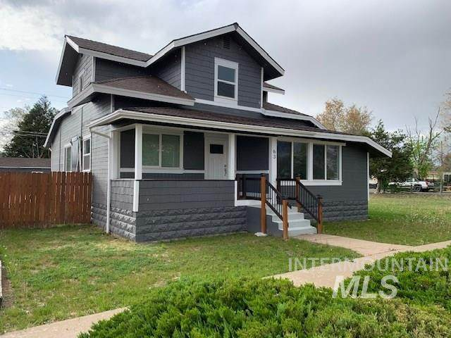 63 NW 2Nd. Street, Ontario, OR 97914 (MLS #98765395) :: Boise River Realty