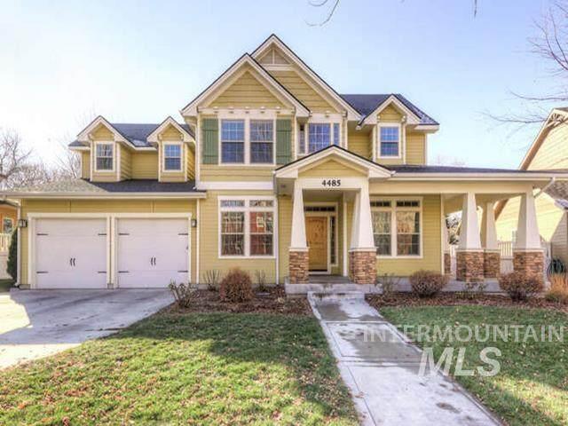 4485 Long Meadow Drive, Boise, ID 83714 (MLS #98787280) :: Epic Realty