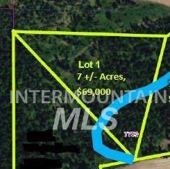 000 Nunan Ln (Lot 1), Troy, ID 83871 (MLS #98659564) :: Story Real Estate