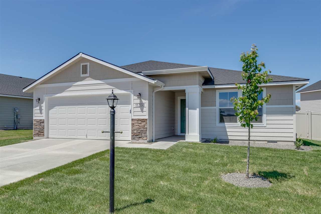 11358 W Redwood River St , Nampa, ID 83686 (MLS #98723411) :: Team One  Group Real Estate