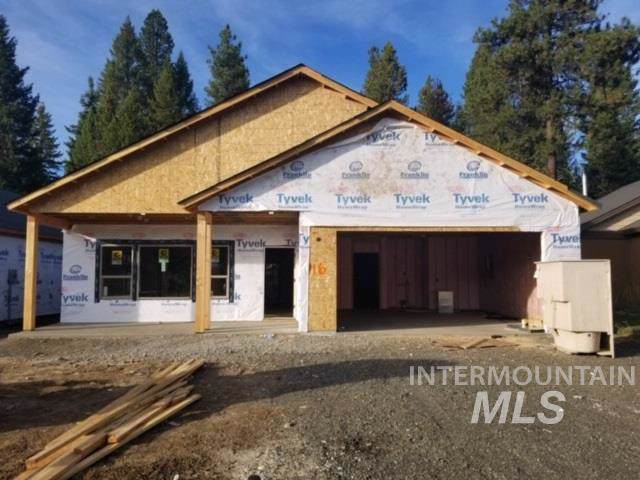 724 Deer Forest Drive, Mccall, ID 83638 (MLS #98733175) :: Boise River Realty