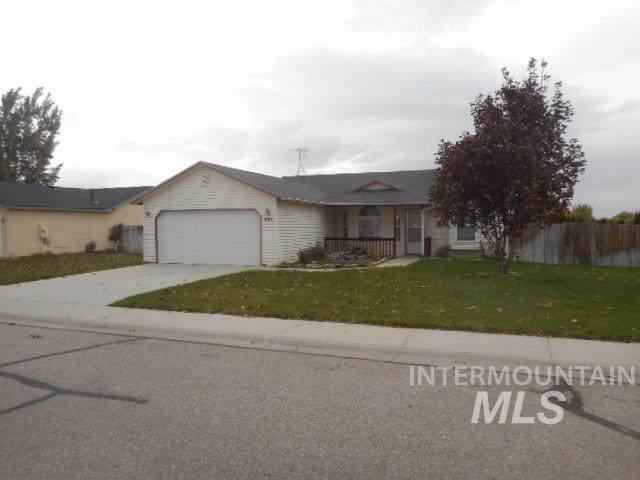 400 Cedar Park Lane, Nampa, ID 83686 (MLS #98739521) :: New View Team