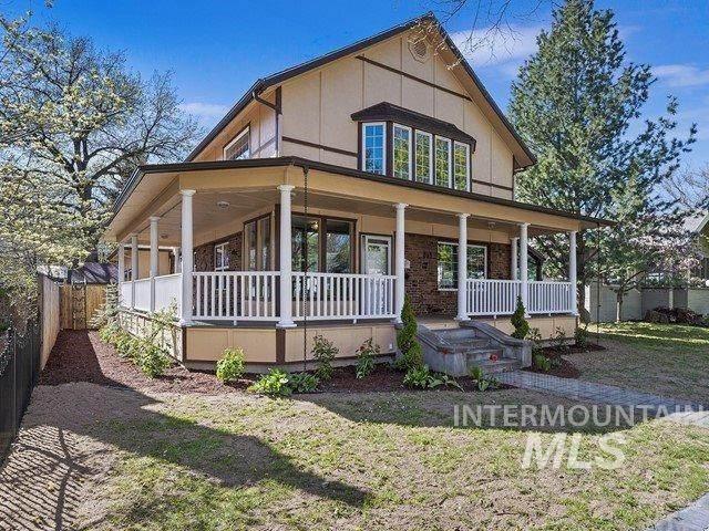 1107 N 9th Street, Boise, ID 83702 (MLS #98764359) :: Team One Group Real Estate